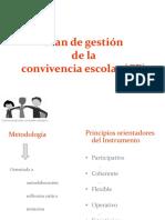 Plan de gestión (sintesis)