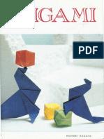 Hideaki Sakata - Origami