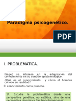 Paradigma Psicogenètico Ok