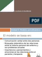 Clinica Modelos Psicodinámicos