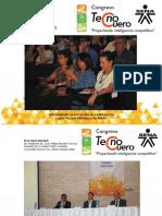 Informe Tecnocuero 2016 - 1 Inauguración
