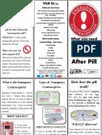 Emergency Contraceptive Brochure_GRPA
