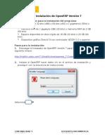 Instalar,Configurar OPEN ERP (1)