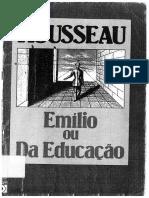 ROUSSEAU. Emilio ou Da Educação.pdf