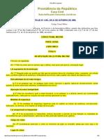 Código Penal Militar (CPM)