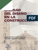 Calidad del diseño de la construcción
