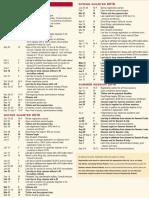 Santa Clara University 2015-2016 Academic Calendar