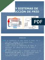Sistemas de Produccion de Frio (1)