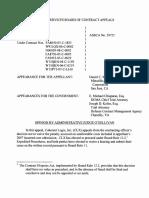 Coherent Logix, Inc., A.S.B.C.A. (2015)