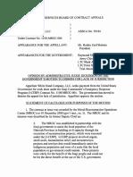 White Hand Company, LLC, A.S.B.C.A. (2015)