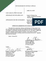 COSTAR III, LLC, A.S.B.C.A. (2015)