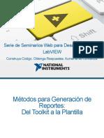 02 Metodos Generacion de Reportes