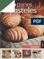 Todo Panes y Pasteles Tomo 1