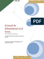 Chemistry Notes v16 Extra 11