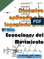 02 Ecuaciones Del Movimiento