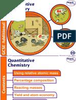 Quantitative Chemistry Experiments