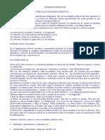 Finanzas Publicas y Derecho Tributario Villegas