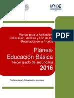 Manual Planeabasica 2016