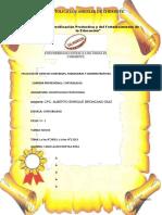 Trabajo Grupal Deontologia Ley 28951 y 13253 Cano Lazaro Bertila.