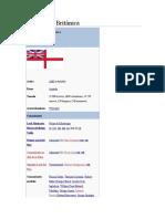 Marina Real Británica