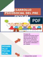 Desarrollo Psicosocial Preescolar
