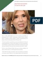 03-06-16 Pide gobernadora Claudia Pavlovich atender recomendaciones, ante la ola de calor que prevalece en Sonora. -Radio Sonora