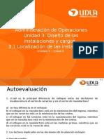 Clase 7- Ejercicios Localizacion