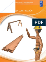 Manual de Carpinteria de La Construccion