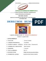 DHS Juliaca Contabilidad David Panca Fase de Ejecución.