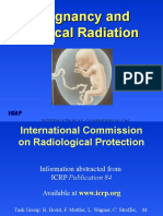 ICRP 84 Pregnancy