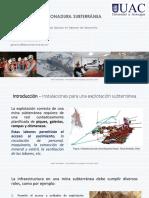 1. Perforación y Tronadura - Diseño de Diagramas en Labores Subterráneas