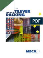 MECA Operations Manual - Cantilever Racking]