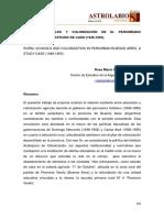De Marco C. Escuelas Rurales y Colonizacion