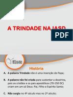 3 - Trindade