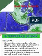 Interpretasi Seismik
