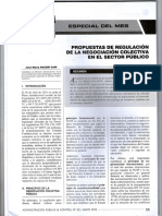 Propuestas de Regulación de La Negociación Colectiva en El Sector Público - Autor José María Pacori Cari071