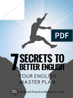Secrets to Better English