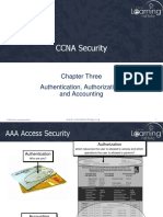 Ccna Security Ch3 Aaa