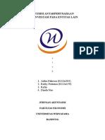 Akuisisi Antarperusahaan Dan Investasi p