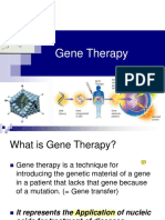 Gene Therapy 3-4-2016