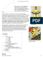 Superhero Article