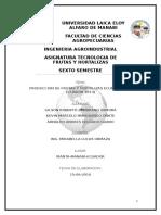 Características Del Sector Ecuatoriano