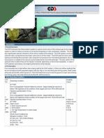 Hyundai Accent Diesel EGR checking