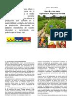 Guia A Basica Para La Agricultura Orgánica Urbana