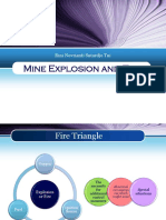 Kuliah 5 - Mine Explosion and Fire
