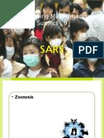 SARS&Zoonosis