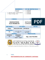 Informe Final 1 Dispositivos Electronicos