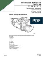 Is.43. Caja de Cambios, Generalidades