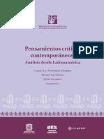 Ciudadanía Mundial y Subjetividades Políticas