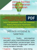 Hygiene & Sanitasi Pedagang 2015.ppt